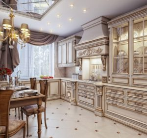 Фото: Кухни в классическом стиле