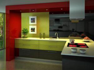 фото: кухни в стиле модерн