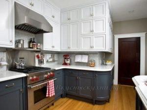 Фото: купить красивую белую кухню в стиле прованс