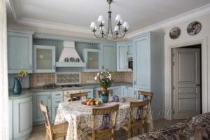 Фото: кухня в стиле кантри