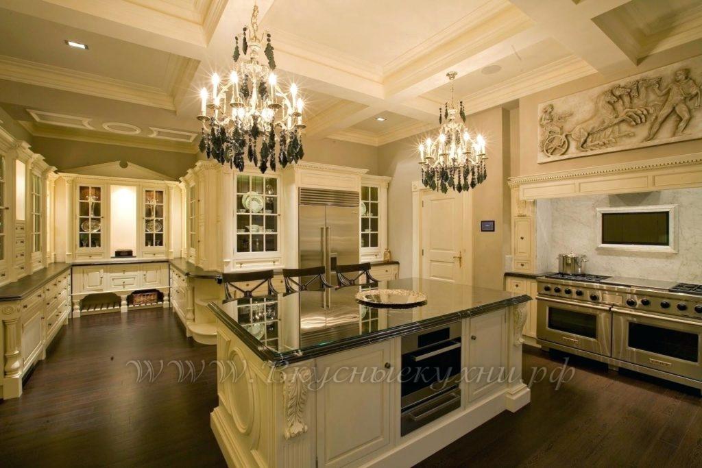 Фото: купить классическую кухню
