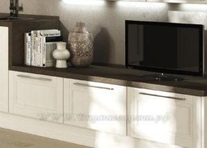 Фото: белые кухни в стиле прованс купить