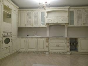 Фото: кухня в классическом стиле