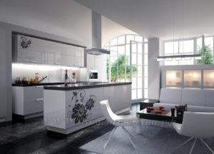 фото: кухня в современном стиле заказать