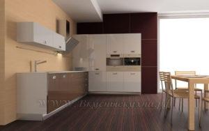 фото: белая кухня в современном стиле купить