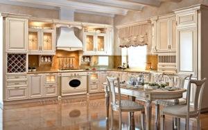 Фото: купить классичекую кухню в казани
