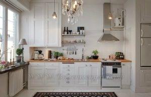 Фото: купить классическую белую кухню