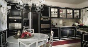 Фото: кухня в стиле класика купить