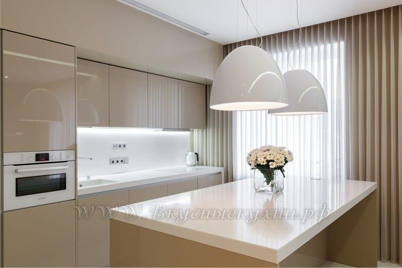 фото: кухня в современном стиле купить из мдф