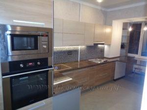 Фото: кухня в современном стиле