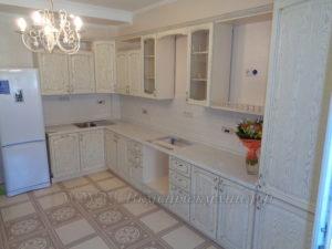 Фото: кухня в стиле прованс