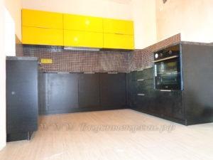Фото: кухня в стиле модерн