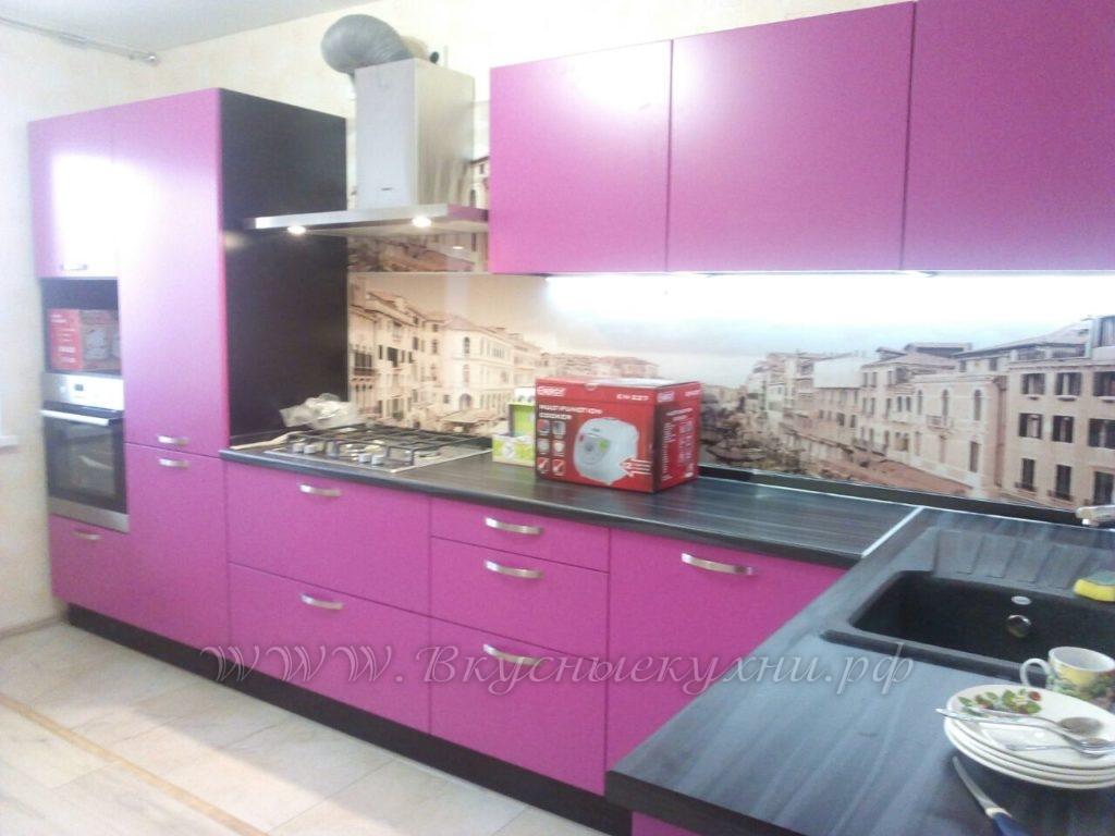 Фото: кухня в модерн стиле