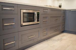 фото: современный классический стиль кухня
