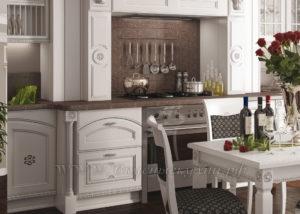 Фото: кухни на заказ в стиле прованс