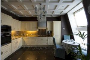 Фото: кухни классические светлые купить