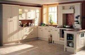 Фото: кухня в стиле кантри на заказ