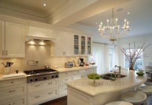 Фото: белая кухня в стиле прованс купить