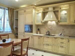 Фото: купить кухню в классическом стиле