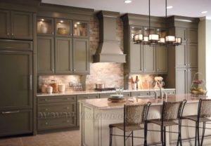 Фото: классическая кухня в стиле лофт