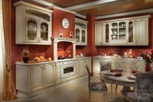Фото: купить кухню в стиле кунтри
