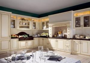Фото: белая кухня прованс купить