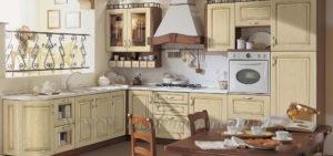 Фото: кухня в стиле прованс на заказ