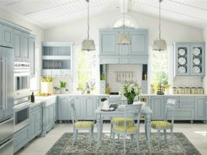 Фото: кухня в стиле прованс купить