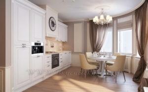 Фото: роскошная кухня в стиле прованс купить белая